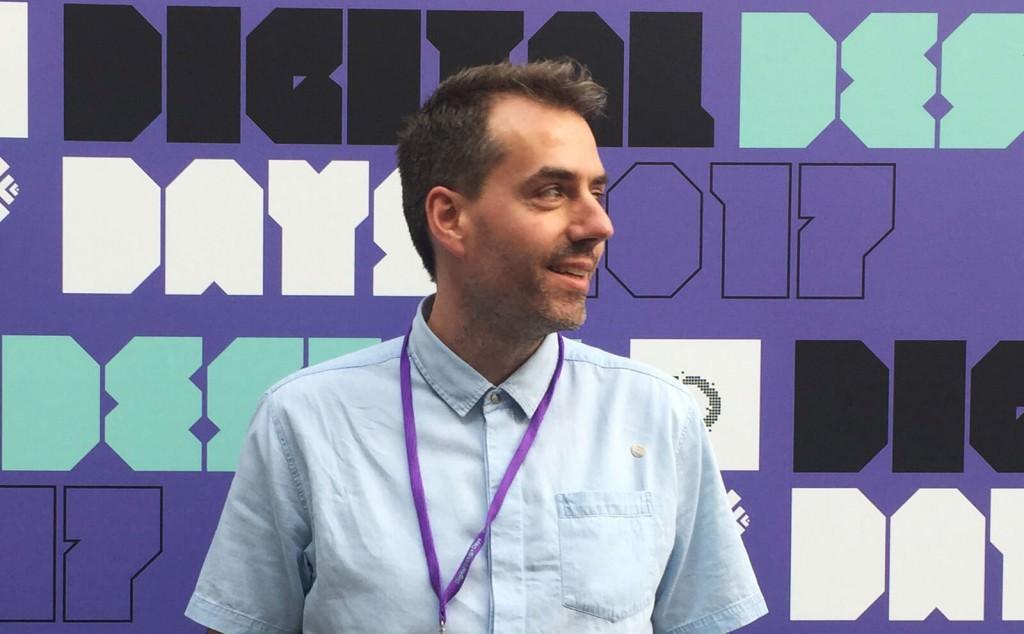 5 Questions with graphic designer Thomas Dahm (Neon Moiré)
