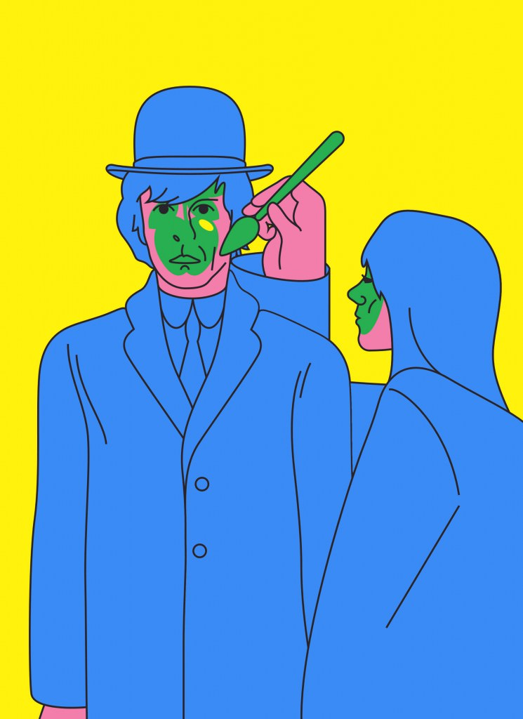 Illustration by Thomas Hedger