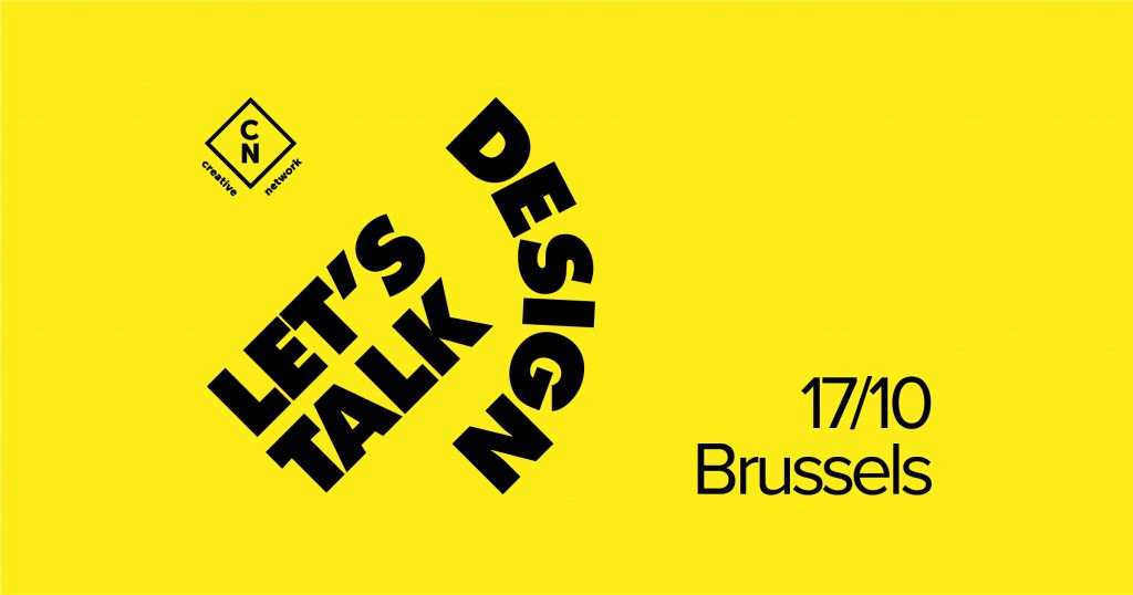 Let's Talk Design Brussels