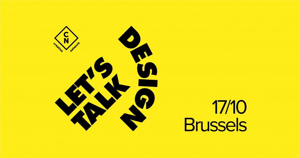 Let's Talk Design Brussels