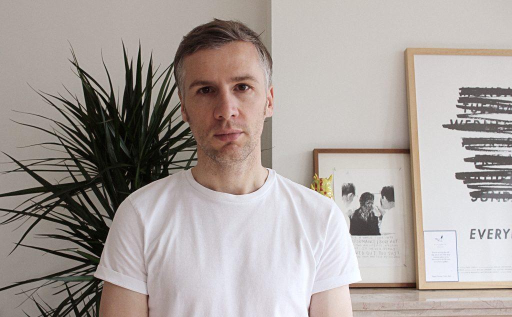 5 Questions with art director Frank Schouwaerts