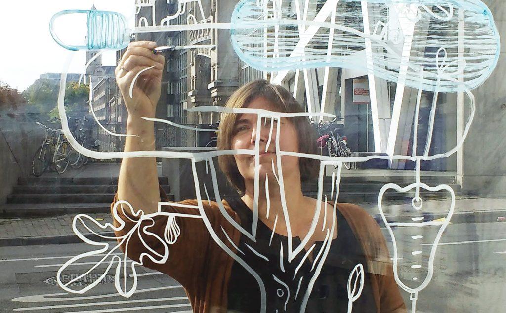 5 Questions with illustrator Lien Geeroms