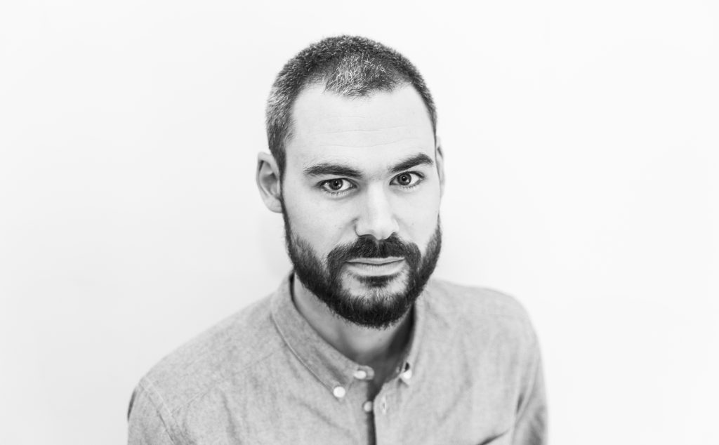5 Questions with graphic & UI/UX designer Pieter De Kegel