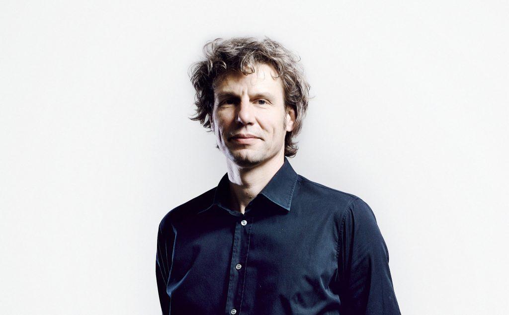 An interview with Tom Dorresteijn, CEO of Studio Dumbar