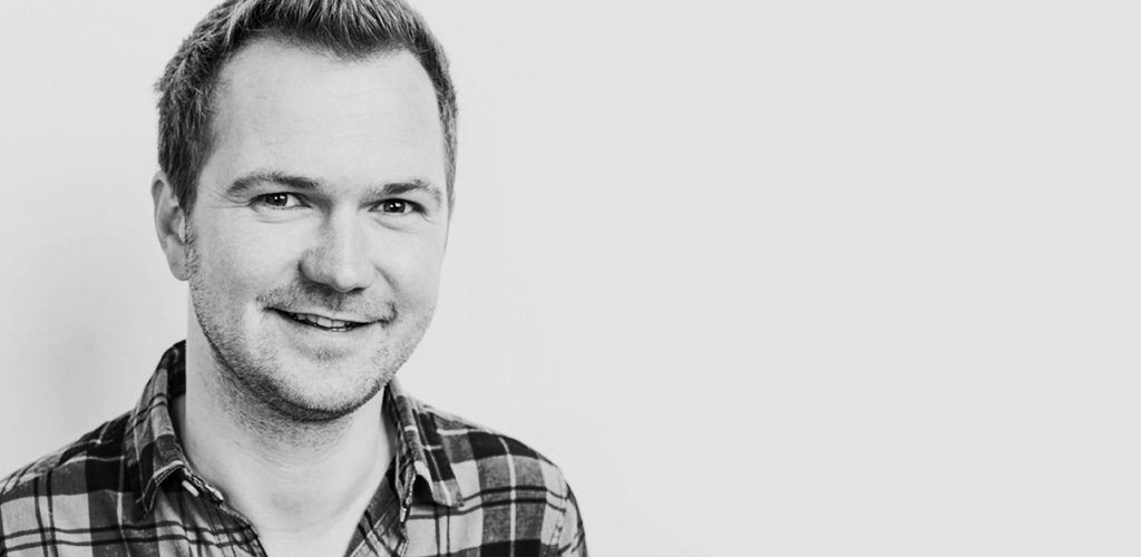 5 Questions with graphic & brand designer Davy Dooms
